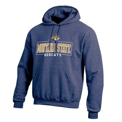 NCAA Montana State Bobcats Men's Cotton Hoodie