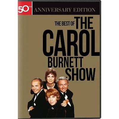 The Carol Burnett Show: The Best of the Carol Burnett Show (DVD)