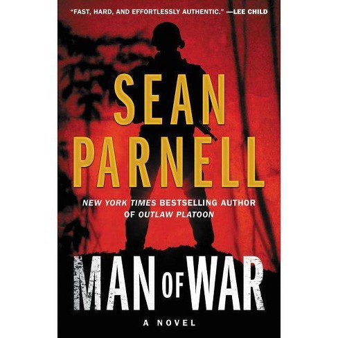 Man of War - (Eric Steele) by  Sean Parnell (Hardcover) - image 1 of 1