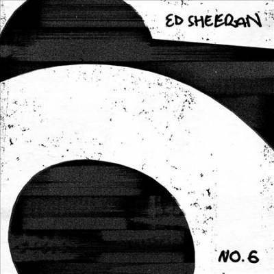 Ed Sheeran - No. 6 Collaborations Project (CD)