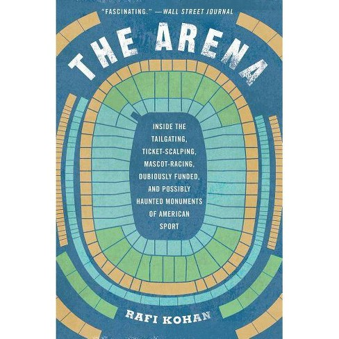 The Arena - by  Rafi Kohan (Paperback) - image 1 of 1