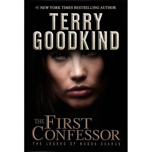 The First Confessor - (Richard and Kahlan) by  Terry Goodkind (Hardcover) - image 1 of 1