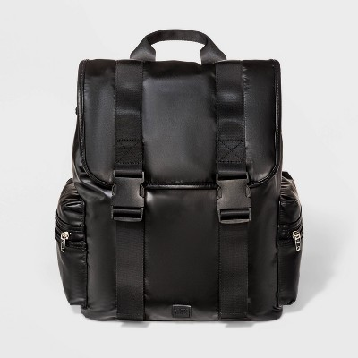 Buckle Closure Backpack - JoyLab™ Black
