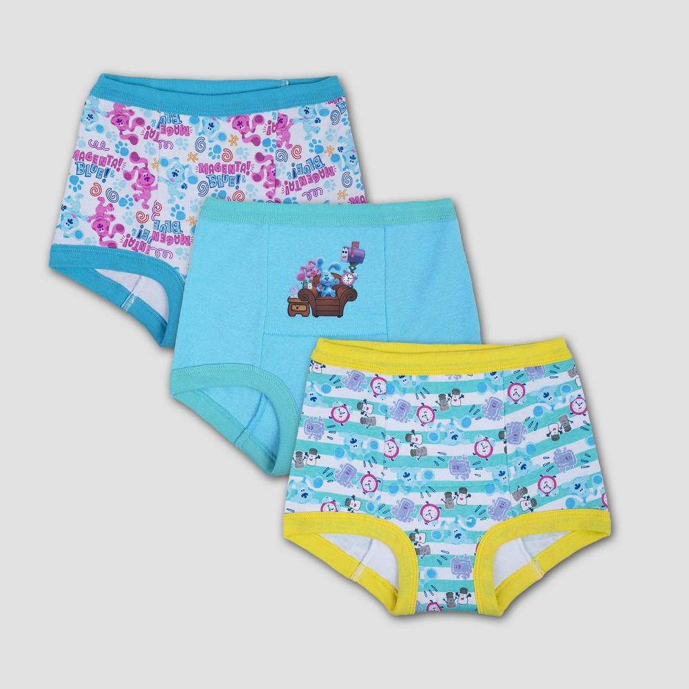 Boys 39 3pk Blue 39 S Clues Underwear 2t 3t