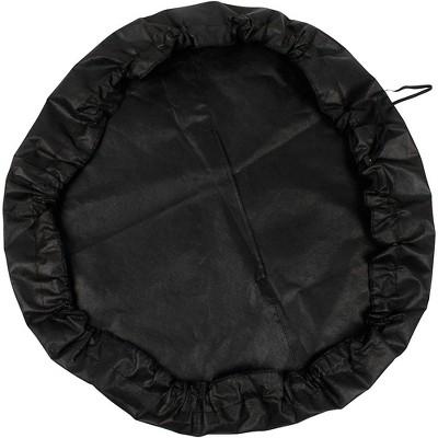 "Gator Black Bell Mask With MERV 13 Filter, 27-29"""