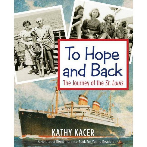 To Hope and Back - (Holocaust Remembrance Series for Young Readers) by  Kathy Kacer (Paperback) - image 1 of 1