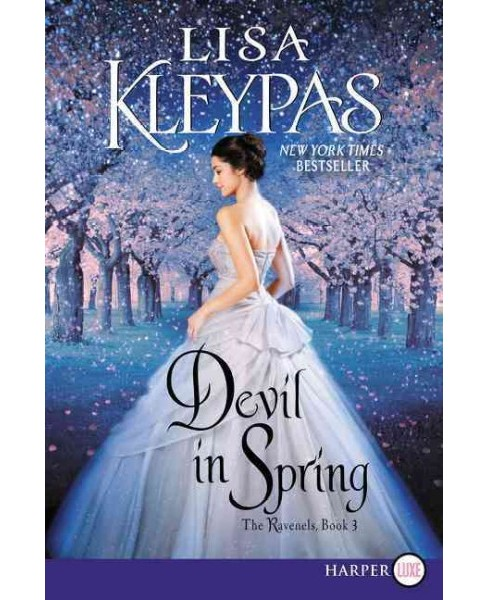 Devil in Spring (Paperback) (Lisa Kleypas) - image 1 of 1