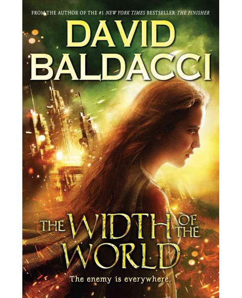Width of the World (Hardcover) (David Baldacci) - image 1 of 1