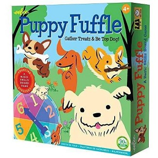 Puppy Fuffle Game : Target
