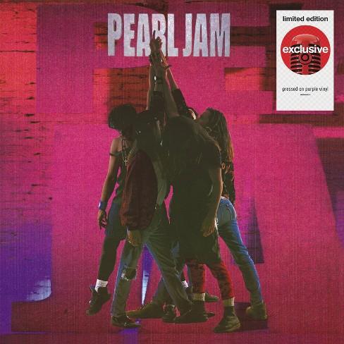 Pearl Jam - Ten (Target Exclusive, Vinyl) - image 1 of 2