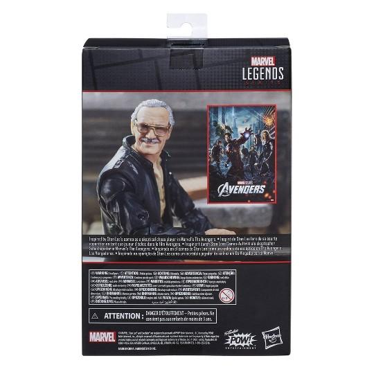 """Marvel 6"""" Legends Stan Lee Figure image number null"""