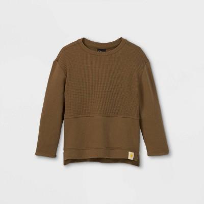 Toddler Boys' Pullover Sweatshirt - art class™