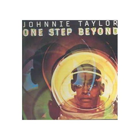 Johnnie Taylor - One Step Beyond (CD) - image 1 of 1