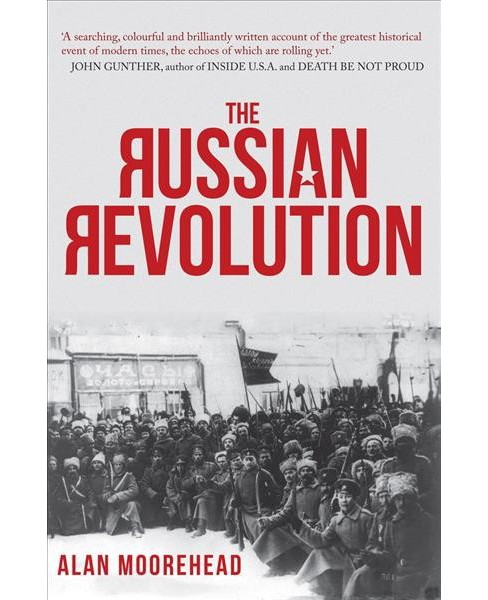Russian Revolution -  by Alan Moorehead (Paperback) - image 1 of 1