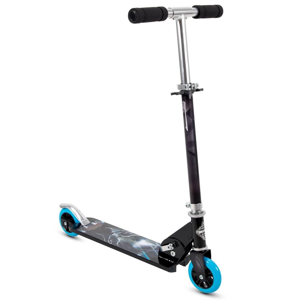 Huffy Black Panther 2 Wheel Kick Scooter - Black