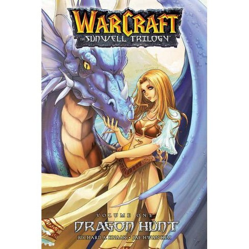 The Sunwell Trilogy Book One - (Blizzard Manga) by  Richard A Knaak (Paperback) - image 1 of 1