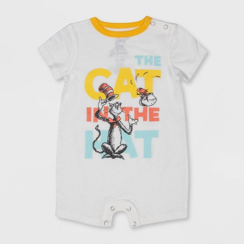 f2fad8880f8f Baby Dr. Seuss 2pc Long Sleeve And Short Sleeve Bodysuit Set - Gray White    Target