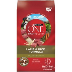Purina® ONE SmartBlend Lamb & Rice Formula Adult Premium Dry Dog Food