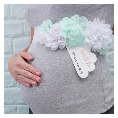 """Mother To Be"" Baby Shower Sash"