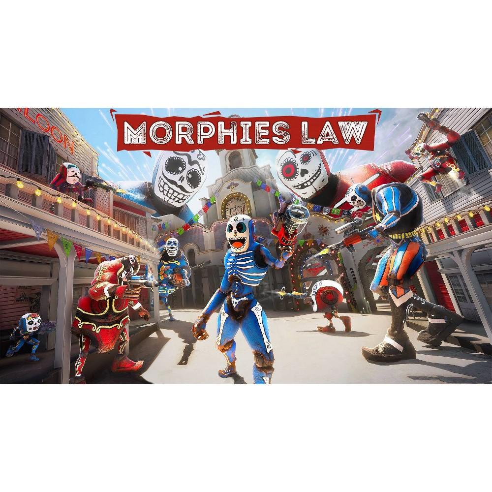 Morphies Law Nintendo Switch Digital