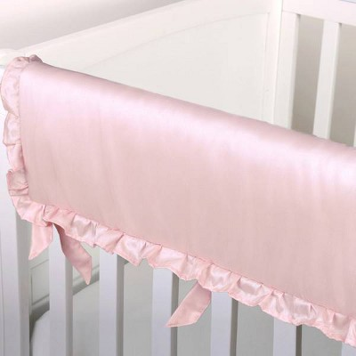 The Peanutshell Arianna Padded Crib Rail Guard