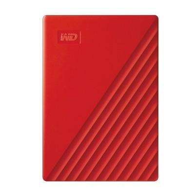 Western Digital My Passport 2TB - Red