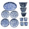 """The Queen's Treasures Vintage Spatter Ware Serving & Dish Set for 18"""" Dolls - 10pc - image 4 of 4"""