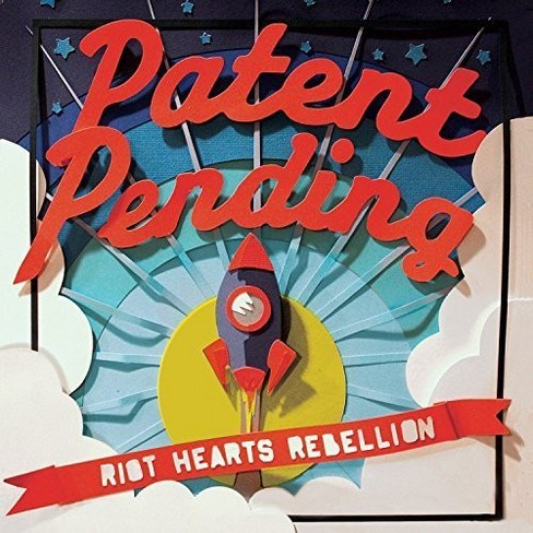Patent pending - Riot hearts rebellion (CD) - image 1 of 1