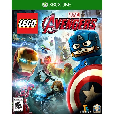 LEGO Marvel's Avengers PRE-OWNED - Xbox One