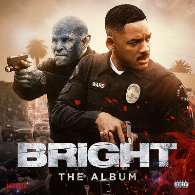 Various Artists - Bright Soundtrack (CD)