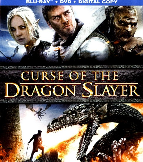 Curse of the dragon slayer (Blu-ray) - image 1 of 1