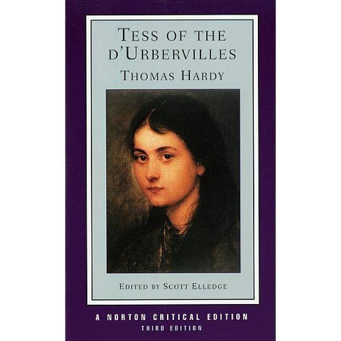 Tess of the d'Urbervilles - (Norton Critical Editions) 3 Edition by  Thomas Hardy (Paperback) - image 1 of 1