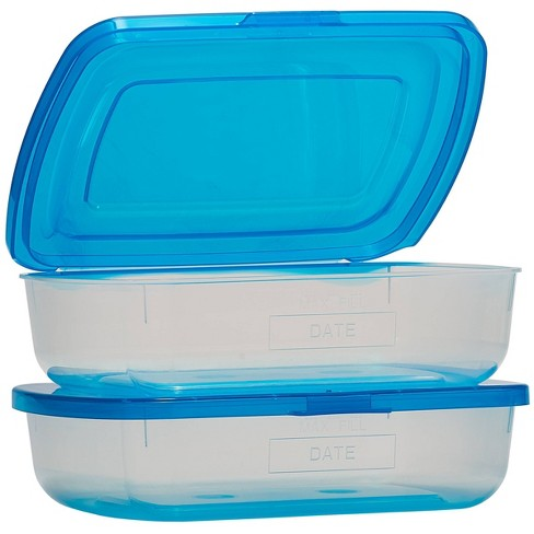 Mr. Lid Sandwich Food Storage Container - 2pk - image 1 of 4