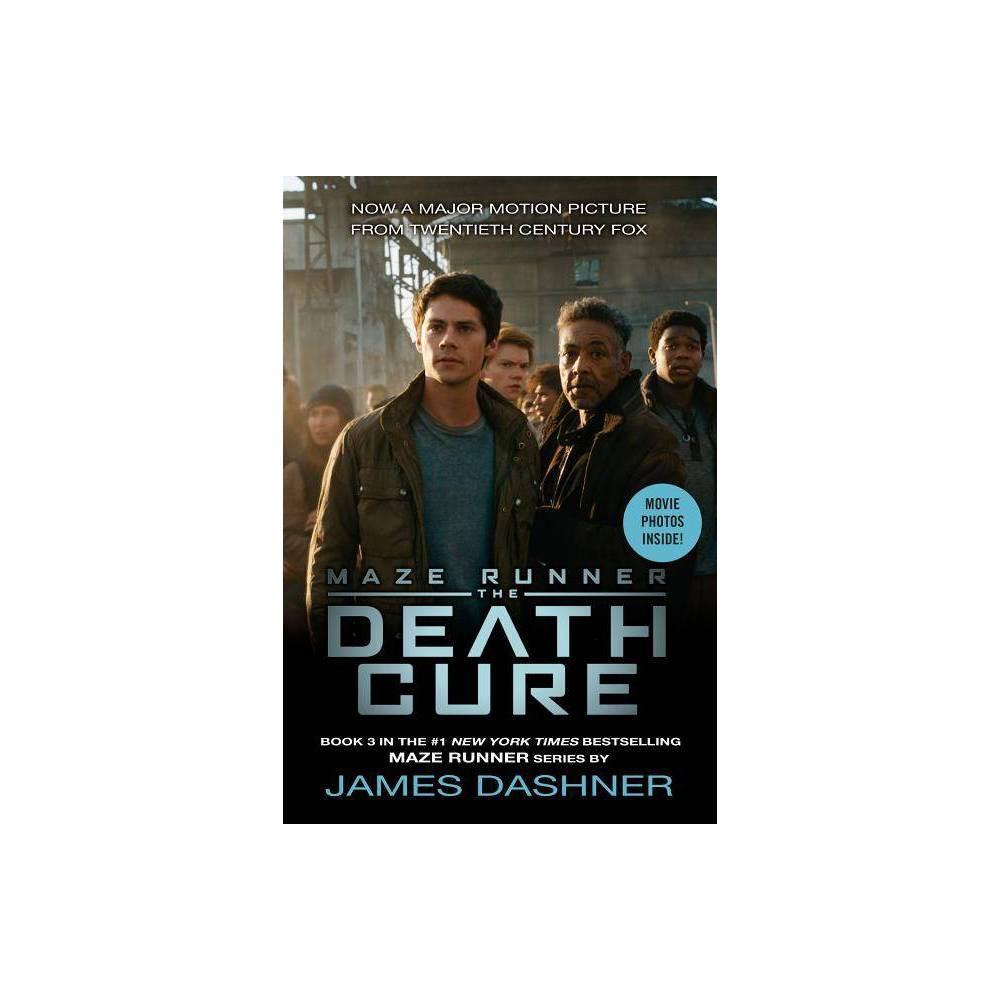 Best Shopping Death Cure Mti Paperback James Dashner