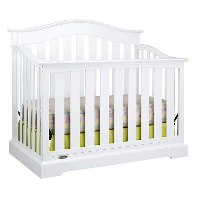 Graco® Westbrook 4-in-1 Convertible Crib - White