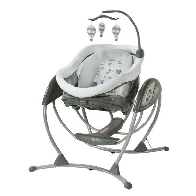 Graco DreamGlider Gliding Swing - Bellevue