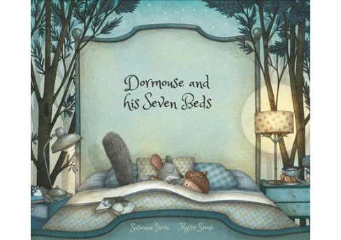 Dormouse and His Seven Beds -  (Nubeclassics) by Susanna Isern (Hardcover) - image 1 of 1