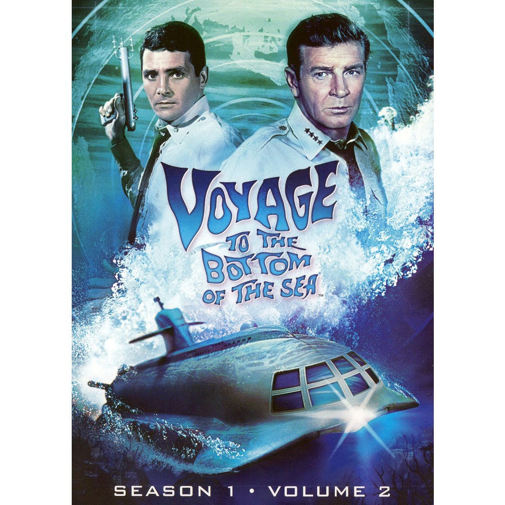 Voyage to the Bottom of the Sea, Vol. 2 [3 Discs]