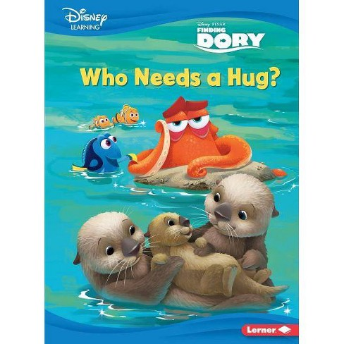 Who Needs a Hug? - (Disney Learning Everyday Stories) by  Beth Sycamore (Hardcover) - image 1 of 1