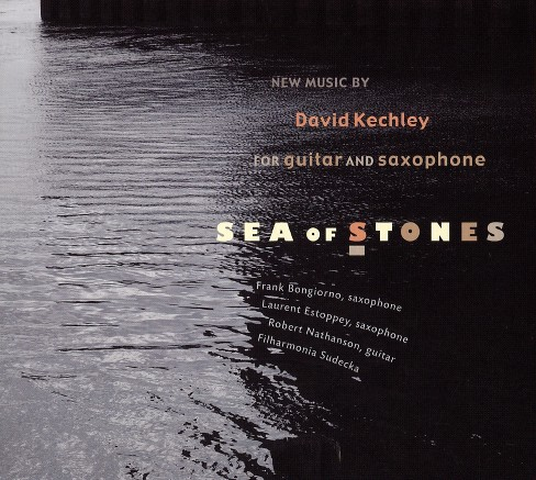 Robert nathanson - Kechley:Sea of stones (CD) - image 1 of 1