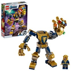 LEGO Marvel Avengers Thanos Mech 76141 Cool Action Building Toy