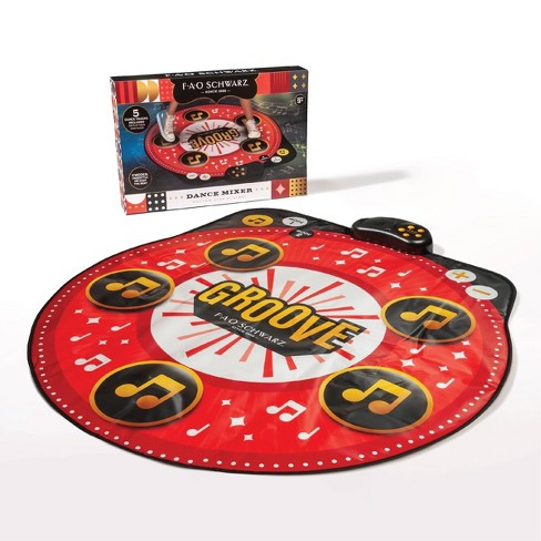 FAO Schwarz Groove and Dance Playmat - image 1 of 4