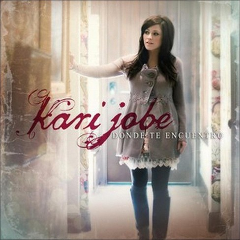 Kari jobe - Donde te encuentro (Where i find you) (CD) - image 1 of 1