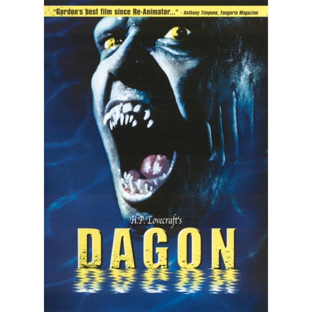 Dagon (Dvd), Movies