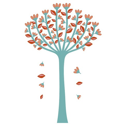 Spring Tree Wall Decal - image 1 of 2