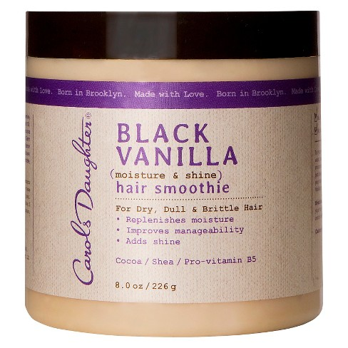 Carol's Daughter Black Vanilla Moisture and Shine Hair Smoothie - 8.0oz - image 1 of 3