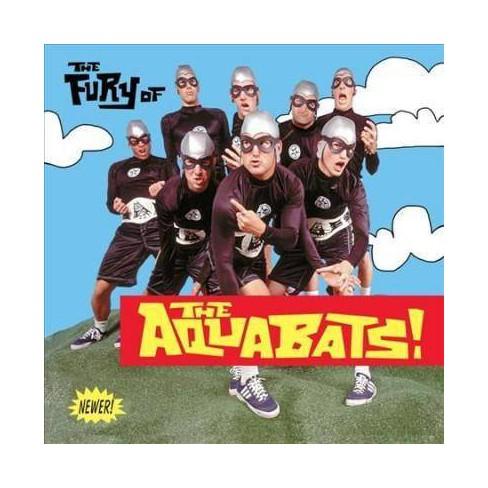 Aquabats - Fury of The Aquabats! (CD) - image 1 of 1