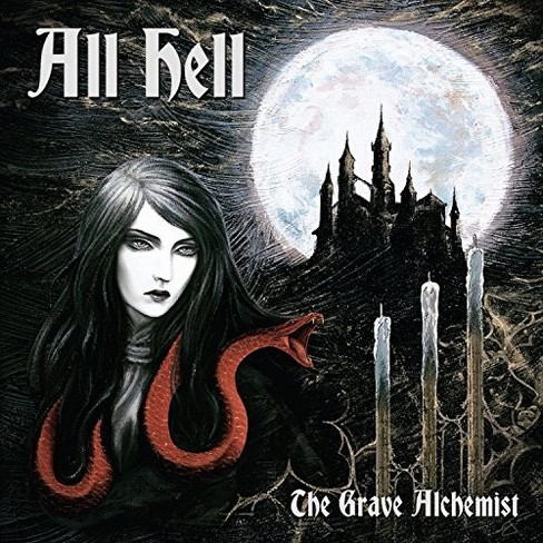 All Hell - Grave Alchemist (CD) - image 1 of 1