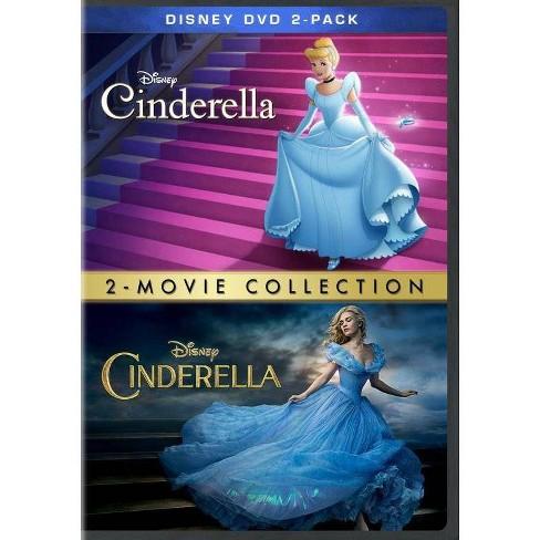 Cinderella 2-movie Collection (dvd) : Target