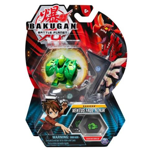 "Bakugan Ventus Ninja 2"" Collectible Action Figure and Trading Card - image 1 of 4"